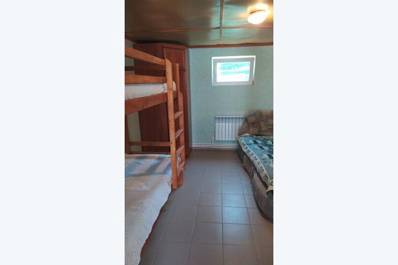 Уютный номер с удобствами и кухней, Юбилейная улица, 26, Заозерное - Фотография 5