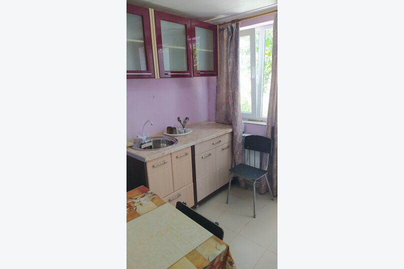 Уютный номер с удобствами и кухней, Юбилейная улица, 26, Заозерное - Фотография 12