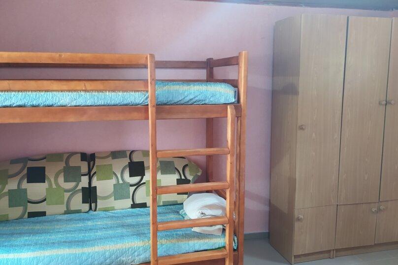 Уютный номер с удобствами и кухней, Юбилейная улица, 26, Заозерное - Фотография 20