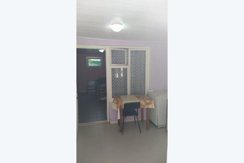 Уютный номер с удобствами и кухней, Юбилейная улица, 26, Заозерное - Фотография 23