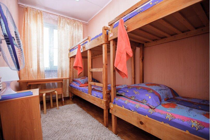 24 (общий) 4-х местный, улица Звездова, 117, Омск - Фотография 1