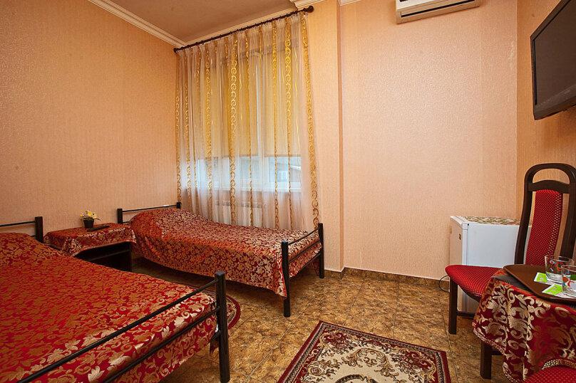 Стандарт с двумя односпальными кроватями, Пашковская улица, 109, Краснодар - Фотография 1