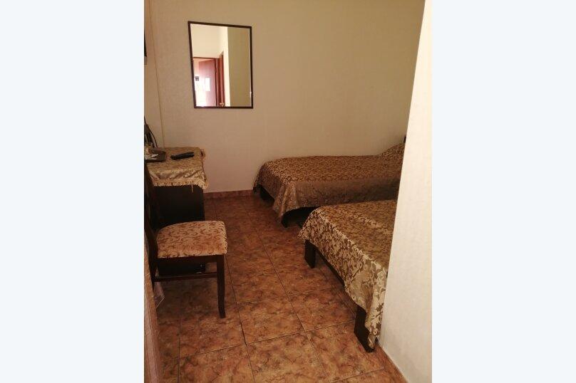 Стандарт с двумя односпальными кроватями, Пашковская улица, 109, Краснодар - Фотография 2