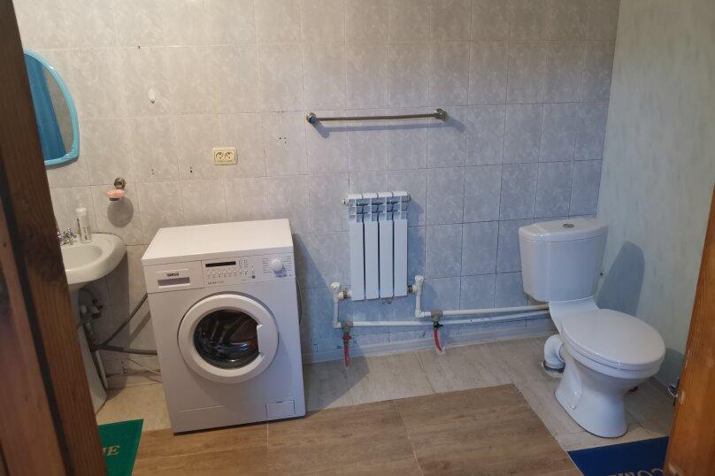 Частный дом в 200 м от моря, 88 кв.м. на 10 человек, 3 спальни, пер.Комсомольский, 1, Алушта - Фотография 18