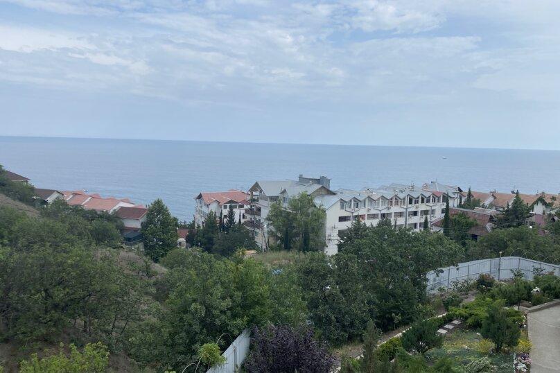 Сдаем свой дом у моря, 90 кв.м. на 6 человек, 2 спальни, кооператив Дельфин, частный участок, Алушта - Фотография 11