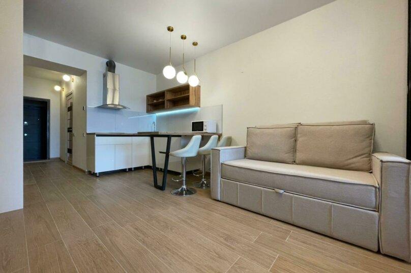 Апартаменты-студио в «ЖК Алмаз», улица Блюхера, 19 на 10 номеров - Фотография 24