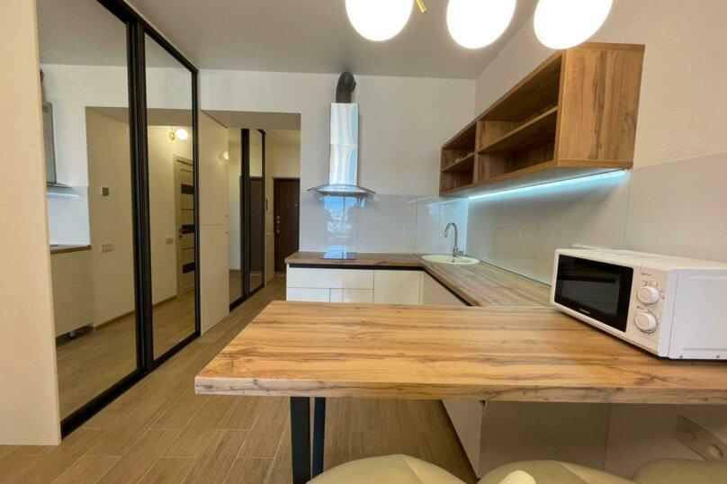 Апартаменты-студио в «ЖК Алмаз», улица Блюхера, 19 на 10 номеров - Фотография 27