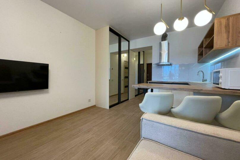 Апартаменты-студио в «ЖК Алмаз», улица Блюхера, 19 на 10 номеров - Фотография 28