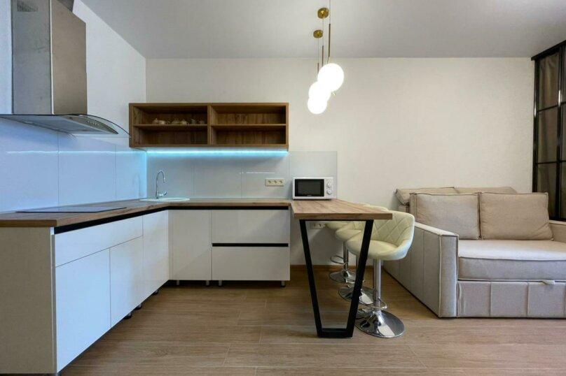 Апартаменты-студио в «ЖК Алмаз», улица Блюхера, 19 на 10 номеров - Фотография 29