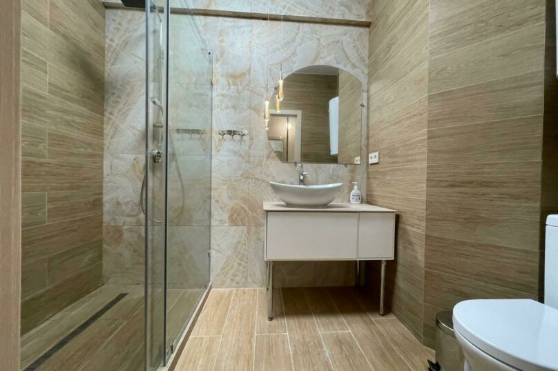 Апартаменты-студио в «ЖК Алмаз», улица Блюхера, 19 на 10 номеров - Фотография 34