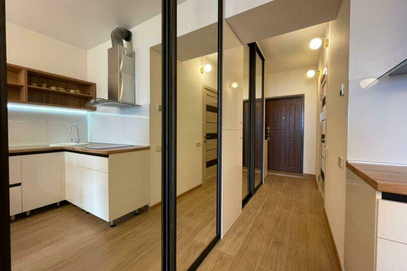 Апартаменты-студио в «ЖК Алмаз», улица Блюхера, 19 на 10 номеров - Фотография 35