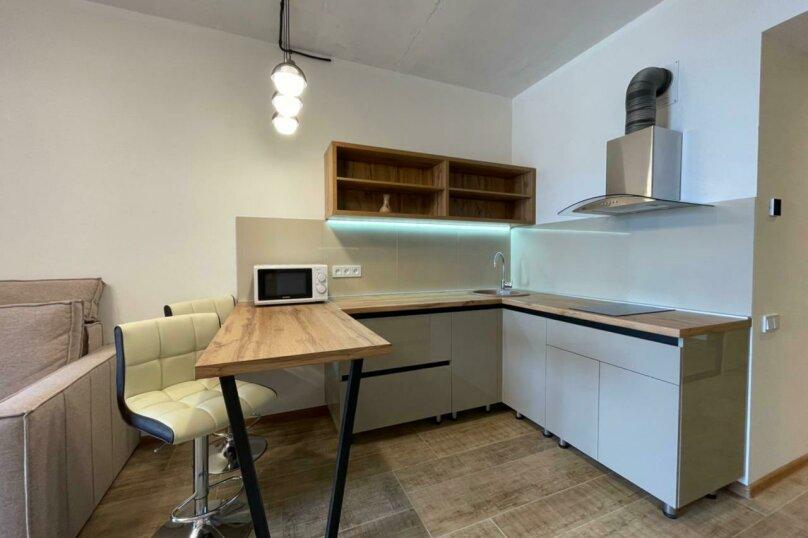 Апартаменты-студио в «ЖК Алмаз», улица Блюхера, 19 на 10 номеров - Фотография 13