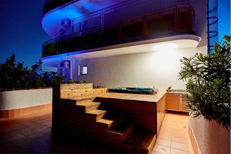 Люкс с террасой, Главная, 30К, Якорная щель - Фотография 14