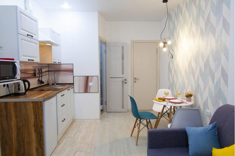 1-комн. квартира, 23 кв.м. на 2 человека, Новгородский проспект, 147, Архангельск - Фотография 8