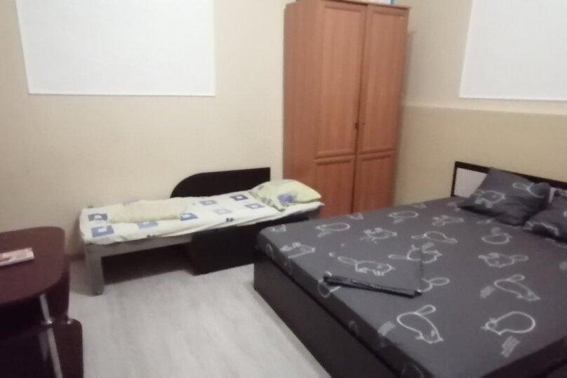 Уютный однокомнатный дом №2 на 2-3 человека, 30 кв.м. на 3 человека, 1 спальня, Комсомольская улица, 13, Евпатория - Фотография 10