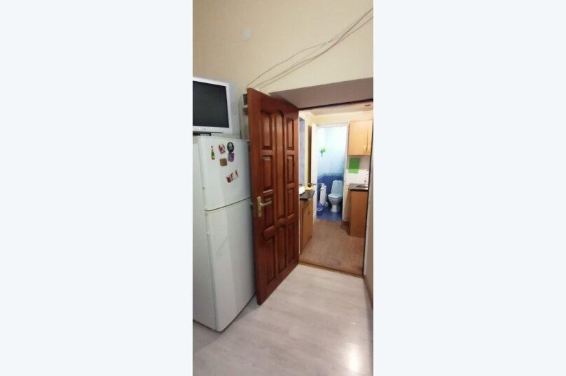 Уютный однокомнатный дом №2 на 2-3 человека, 30 кв.м. на 3 человека, 1 спальня, Комсомольская улица, 13, Евпатория - Фотография 11