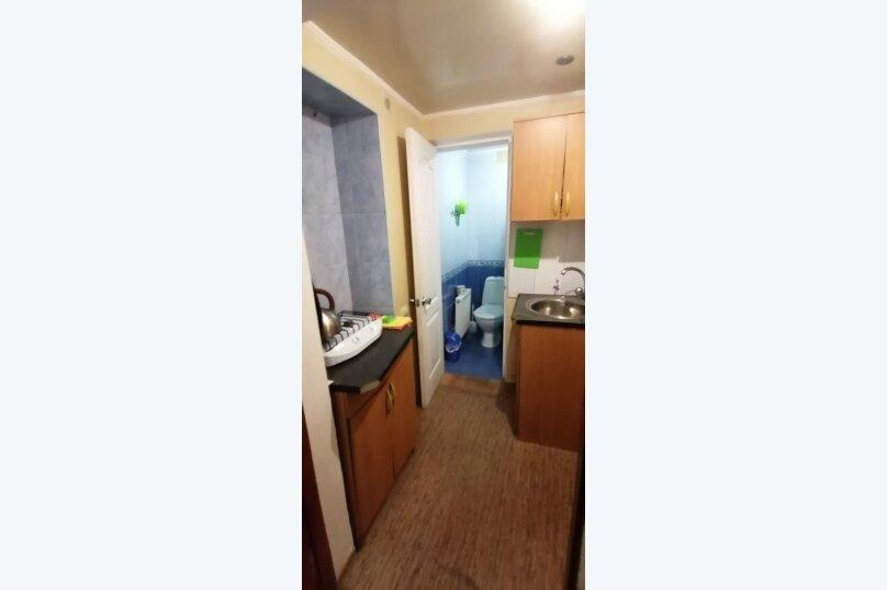 Уютный однокомнатный дом №2 на 2-3 человека, 30 кв.м. на 3 человека, 1 спальня, Комсомольская улица, 13, Евпатория - Фотография 12