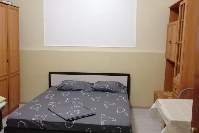Уютный однокомнатный дом №2 на 2-3 человека, 30 кв.м. на 3 человека, 1 спальня, Комсомольская улица, 13, Евпатория - Фотография 1
