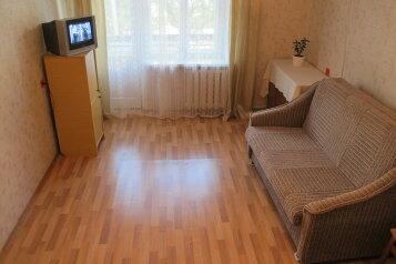1-комн. квартира, 31 кв.м. на 3 человека, улица Нахимова, 25, поселок Орджоникидзе, Феодосия - Фотография 1