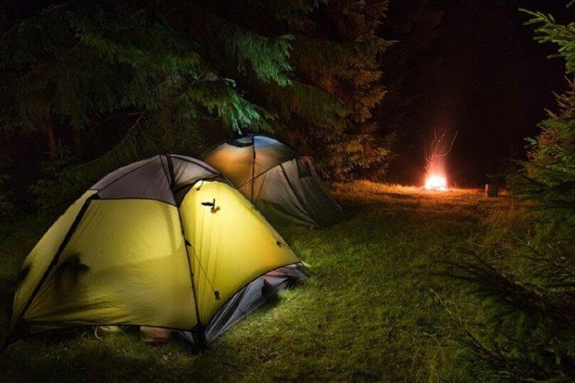 Место под палатку, посёлок Кутидзра, б/н, Гудаута - Фотография 1