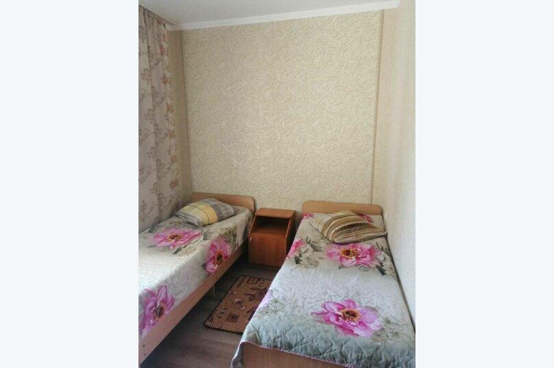 Двухместный номер с балконом (6) второй этаж, Курская улица, 25-А, Береговое, Феодосия - Фотография 2