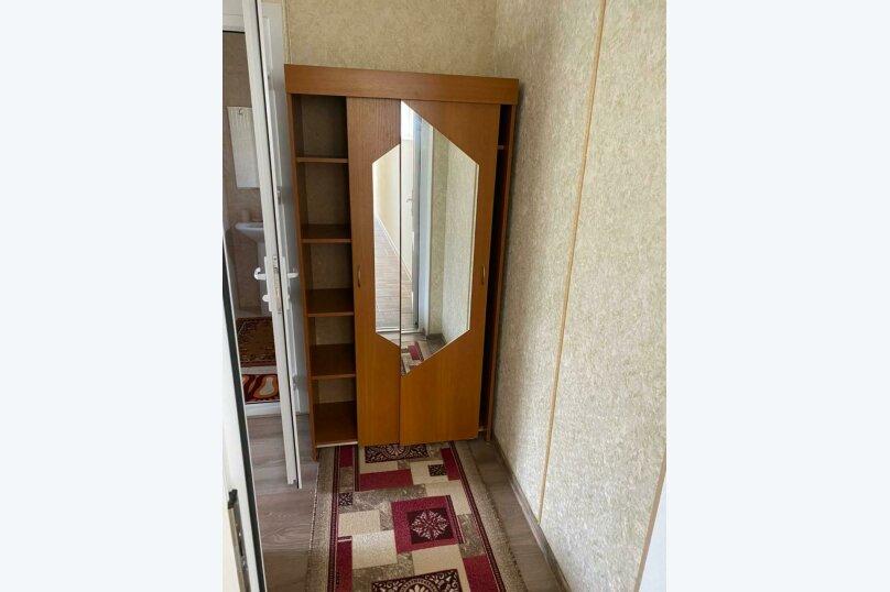 Четырехместный номер с балконом (8) второй этаж, Курская улица, 25-А, Береговое, Феодосия - Фотография 6