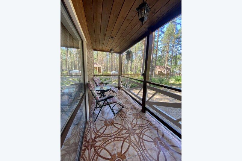"""Гостевой дом """"Pine Land"""", Суоярвская, 65 на 3 комнаты - Фотография 62"""