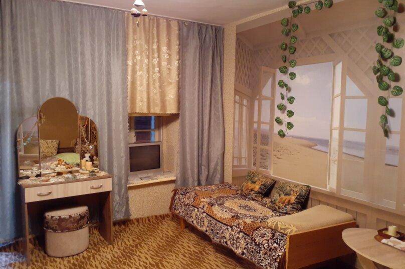 2-комн. квартира, 24 кв.м. на 3 человека, Ялтинская улица, 7, Алупка - Фотография 3