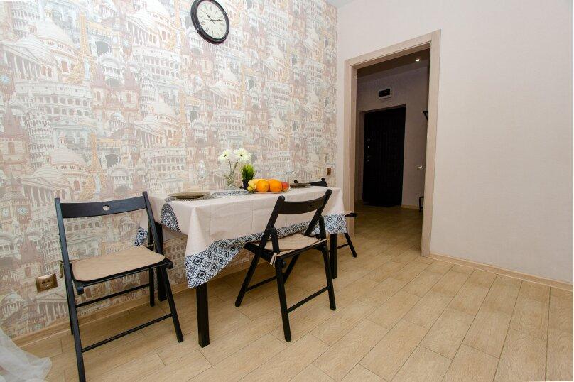 1-комн. квартира, 45 кв.м. на 4 человека, Восточно-Кругликовская улица, 26, Краснодар - Фотография 14