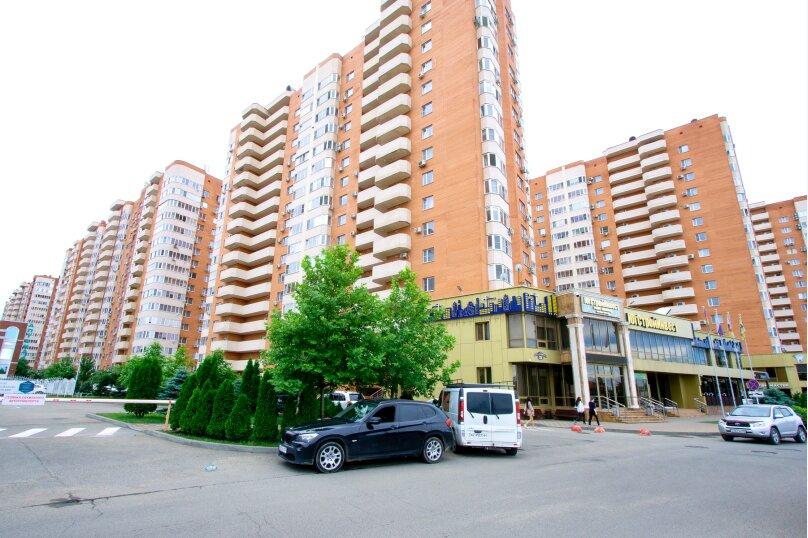1-комн. квартира, 45 кв.м. на 4 человека, Восточно-Кругликовская улица, 26, Краснодар - Фотография 24