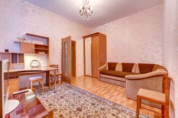 2-комн. квартира, 47 кв.м. на 6 человек, Фурштатская улица, 20, Санкт-Петербург - Фотография 1