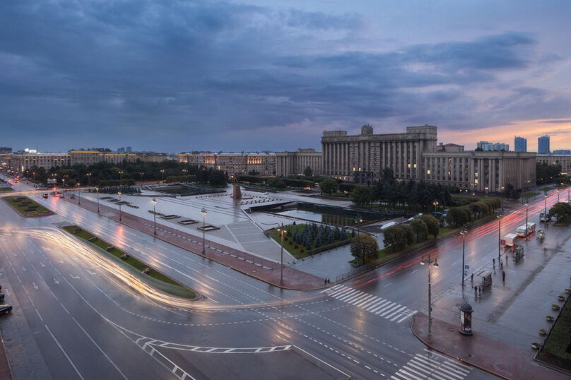 1-комн. квартира, 30 кв.м. на 3 человека, Московский проспект, 183-185, Санкт-Петербург - Фотография 42