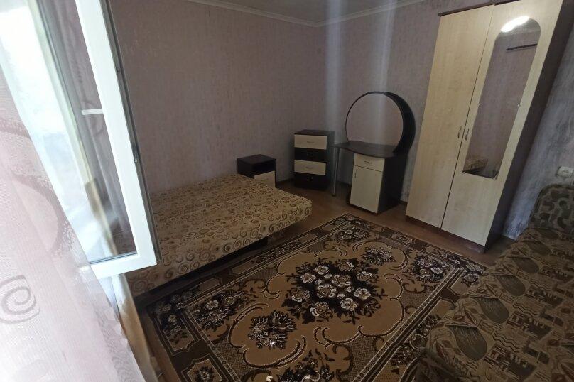 3-х местный номер с душем, туалетом и кухней, Шоссейная улица, 10Б, Солнечногорское - Фотография 1