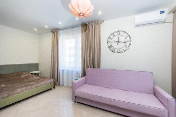 1-комн. квартира, 35 кв.м. на 4 человека, Морская улица, 3А, Ольгинка - Фотография 1