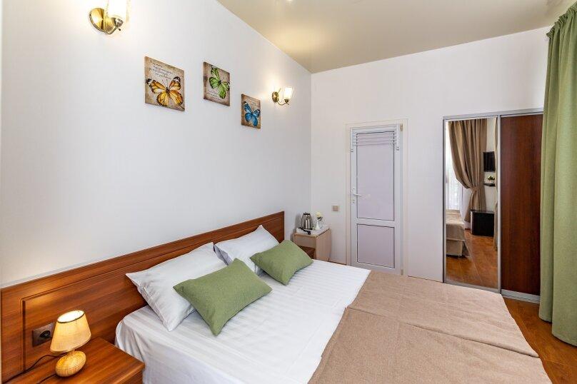 Стандарт двухместный с 1 двуспальной кроватью, переулок Южный, 4-А, Дивноморское - Фотография 3