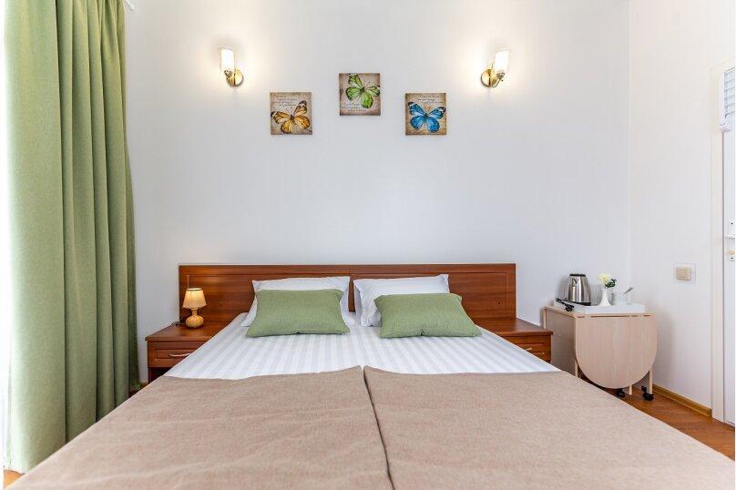 Стандарт двухместный с 1 двуспальной кроватью, переулок Южный, 4-А, Дивноморское - Фотография 4