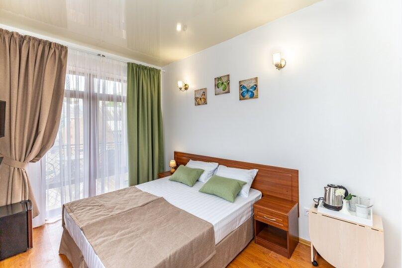 Стандарт двухместный с 1 двуспальной кроватью, переулок Южный, 4-А, Дивноморское - Фотография 5