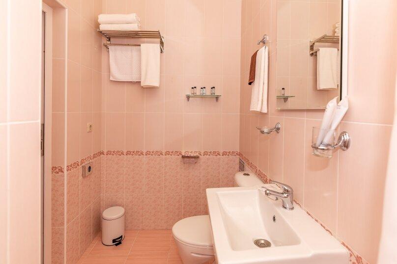 Стандарт двухместный с 1 двуспальной кроватью, переулок Южный, 4-А, Дивноморское - Фотография 11