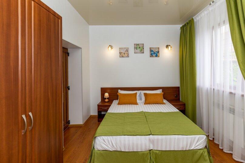 Стандарт двухместный с 1 двуспальной кроватью, переулок Южный, 4-А, Дивноморское - Фотография 12