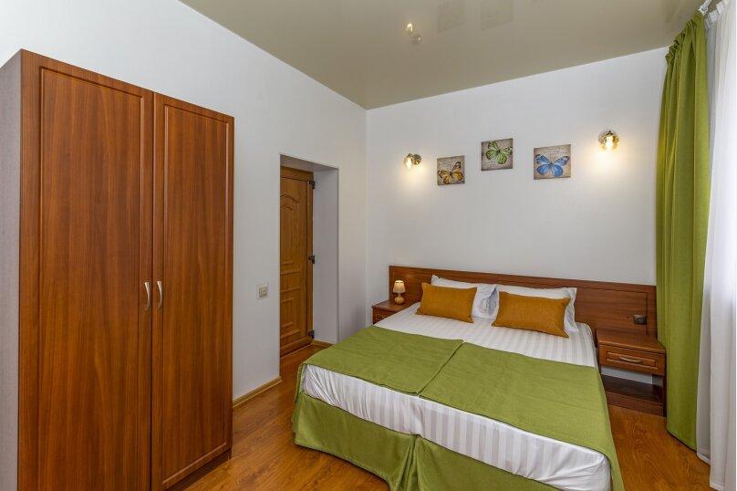 Стандарт двухместный с 1 двуспальной кроватью, переулок Южный, 4-А, Дивноморское - Фотография 13