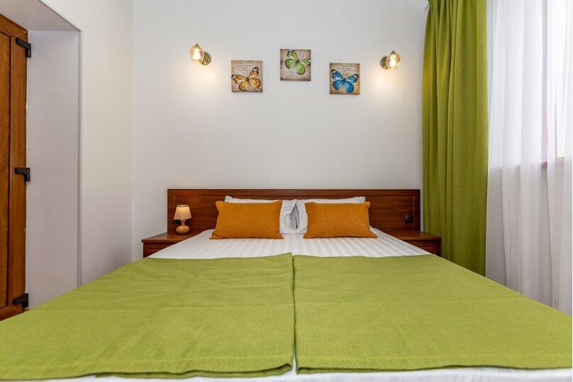 Стандарт двухместный с 1 двуспальной кроватью, переулок Южный, 4-А, Дивноморское - Фотография 14