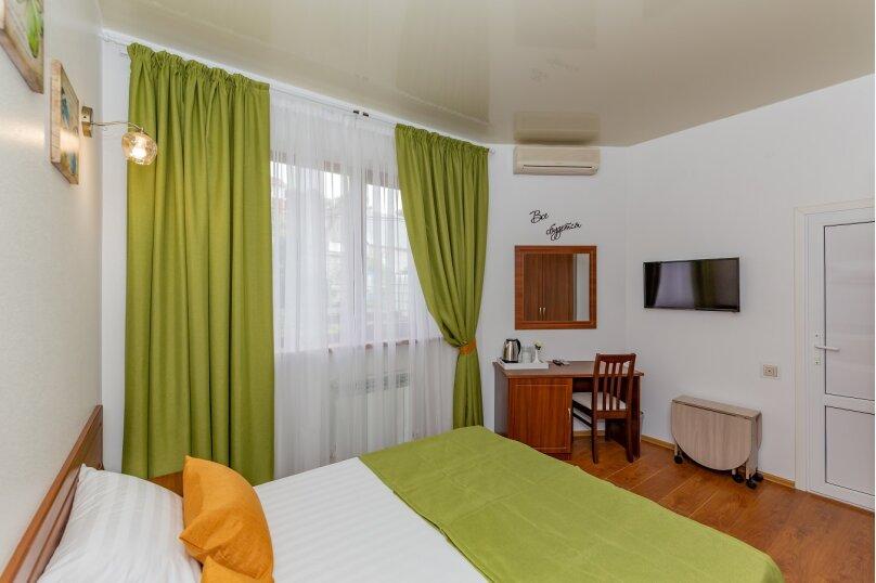 Стандарт двухместный с 1 двуспальной кроватью, переулок Южный, 4-А, Дивноморское - Фотография 1