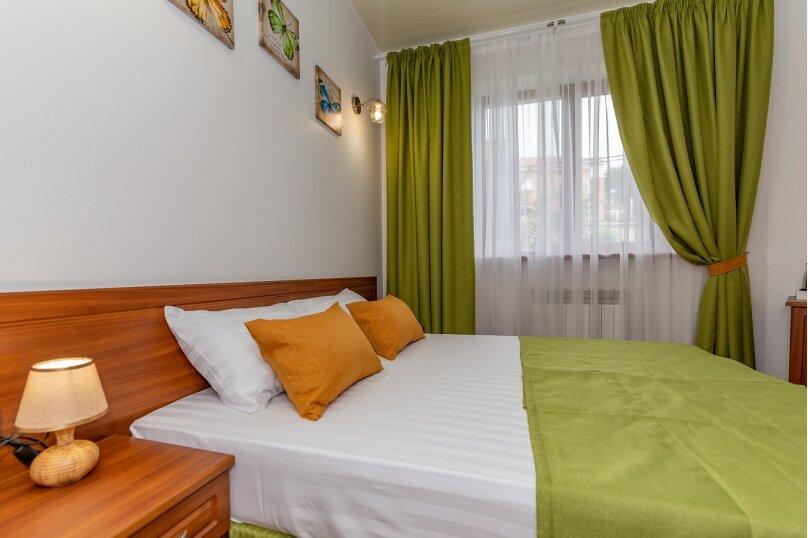 Стандарт двухместный с 1 двуспальной кроватью, переулок Южный, 4-А, Дивноморское - Фотография 15