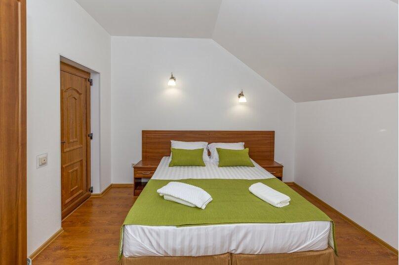 Стандарт двухместный с 1 двуспальной кроватью, переулок Южный, 4-А, Дивноморское - Фотография 20