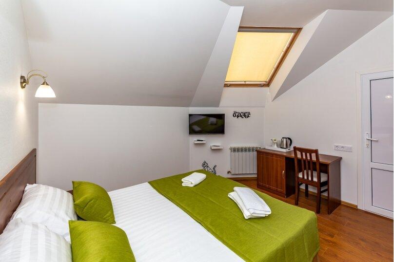 Стандарт двухместный с 1 двуспальной кроватью, переулок Южный, 4-А, Дивноморское - Фотография 21