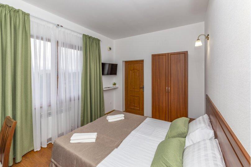 Стандарт двухместный с 1 двуспальной кроватью, переулок Южный, 4-А, Дивноморское - Фотография 23