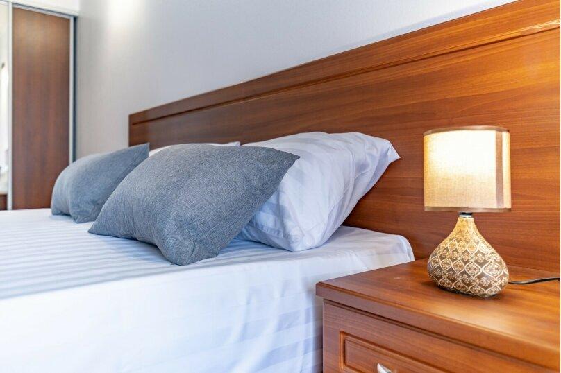 Стандарт двухместный с 1 двуспальной или 2  отдельными кроватями без балкона, переулок Южный, 4-А, Дивноморское - Фотография 1