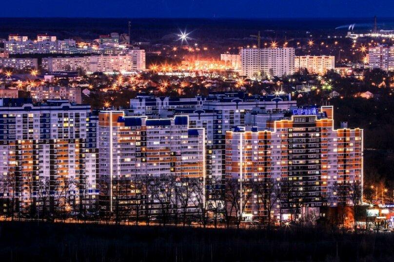 1-комн. квартира, 40 кв.м. на 4 человека, улица Комарова, 61, Брянск - Фотография 2