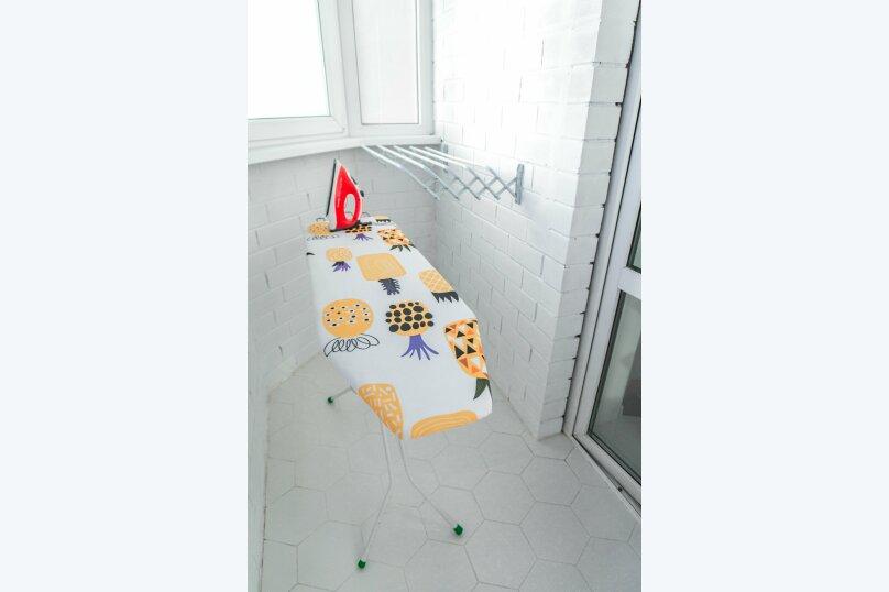 1-комн. квартира, 40 кв.м. на 4 человека, улица Комарова, 61, Брянск - Фотография 13