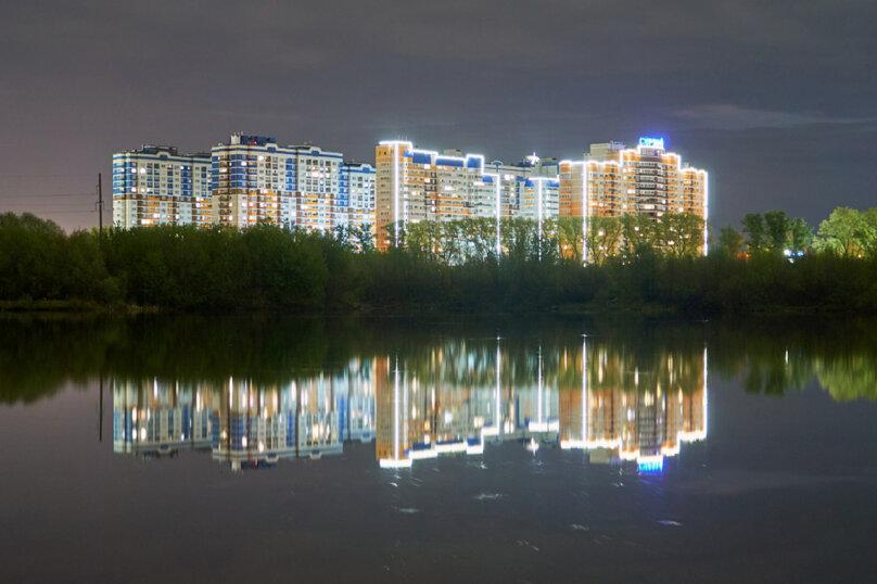 1-комн. квартира, 40 кв.м. на 4 человека, улица Комарова, 61, Брянск - Фотография 23